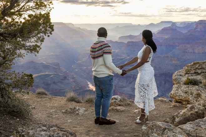 3.23.19 MR Engagement Photos at Grand Canyon photography by Terri Attridge-207