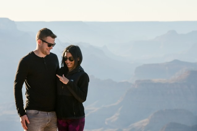 11.3.19 Grand Canyon Engagement photography by Terri Attridge-185