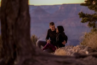 11.3.19 Grand Canyon Engagement photography by Terri Attridge-19