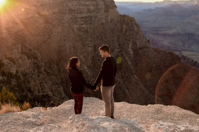 11.3.19 Grand Canyon Engagement photography by Terri Attridge-93