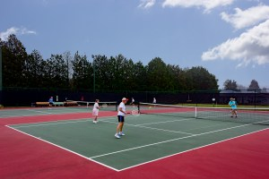 Tennis Courts - Spruce Creek Preserve - Ocala, FLorida