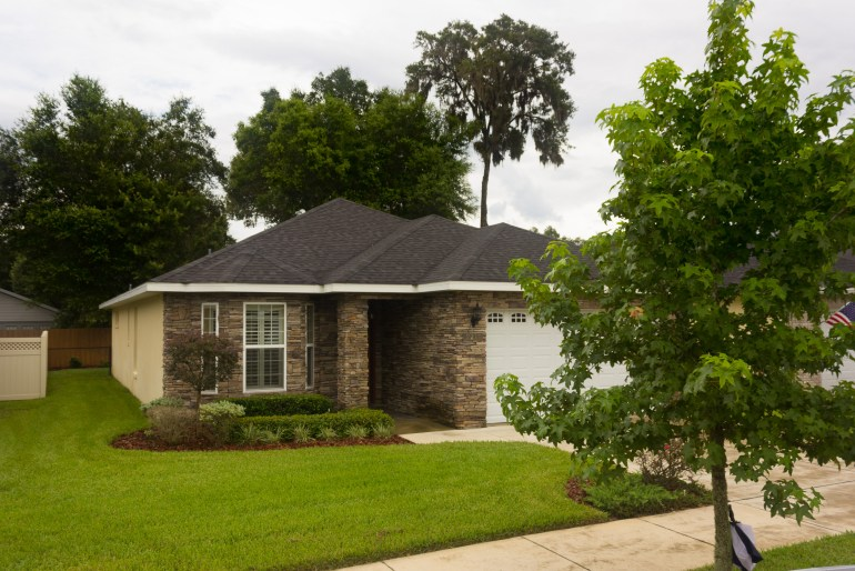 2217 NE 38th Terrace, Ocala - exterior cloudy picture