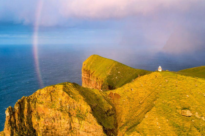 Faroe Islands Rainbow