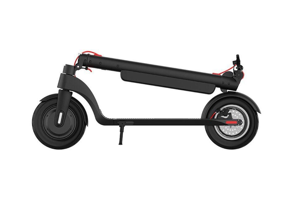 Turboant E-Scooter Folded