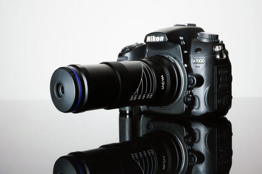 Venus Optics Laowa 25mm f2.8 2.5-5X Ultra Macro