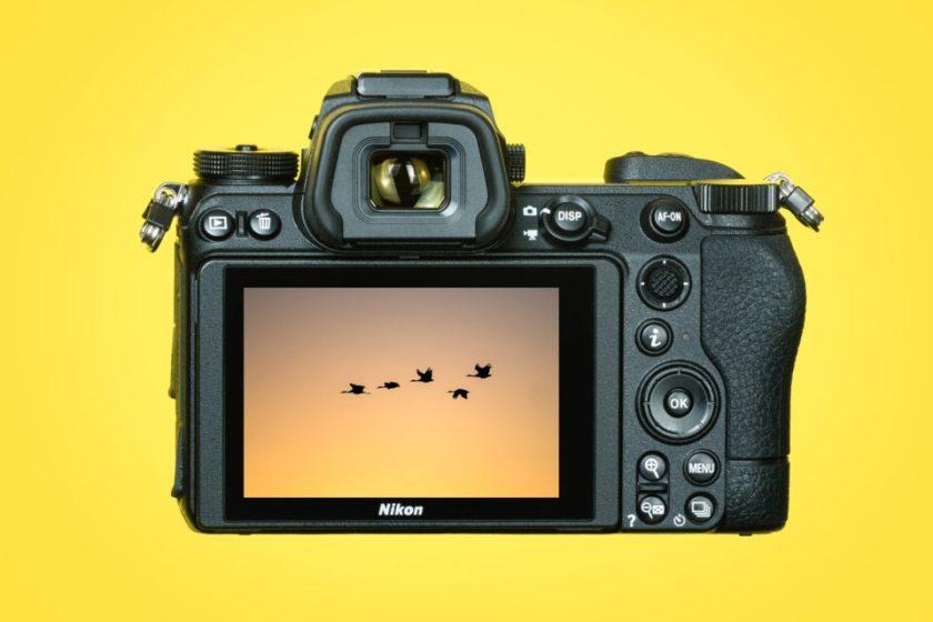 Nikon-Z6-II-Rear-Control-Layout