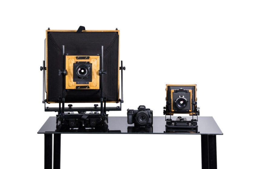 11x14 vs Nikon Z7 vs 4x5