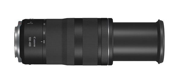 Canon 100-400mm f5.6-8 at 400mm