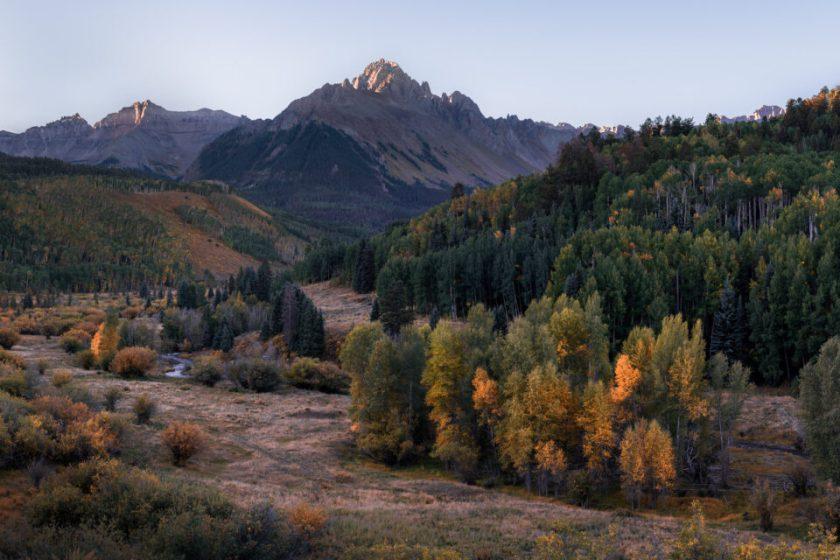 2015 Mt Sneffels Overlook Attempt