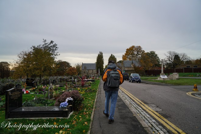 Wandsworth Common Cemetery Walk