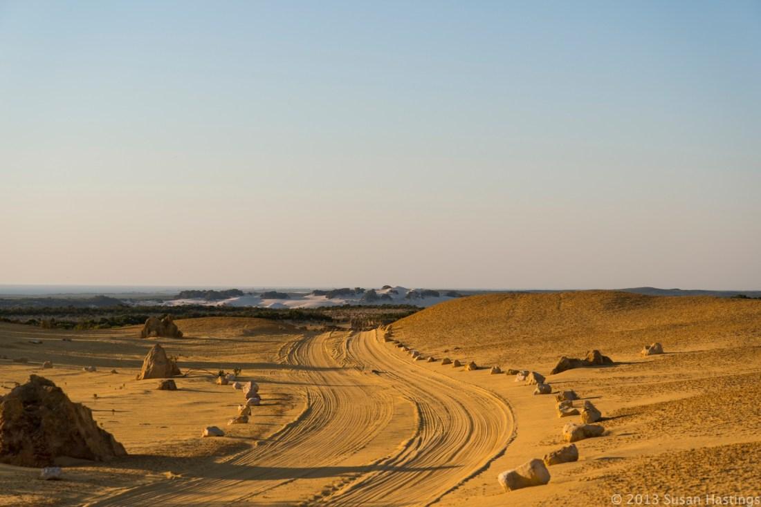 Pinnacles&dune