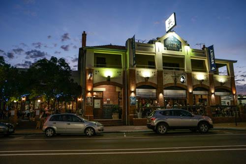 Victoria Park Hotel (1 of 1)