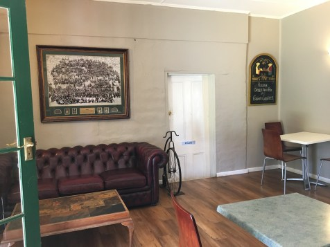 Interior of Bannister Roadhouse