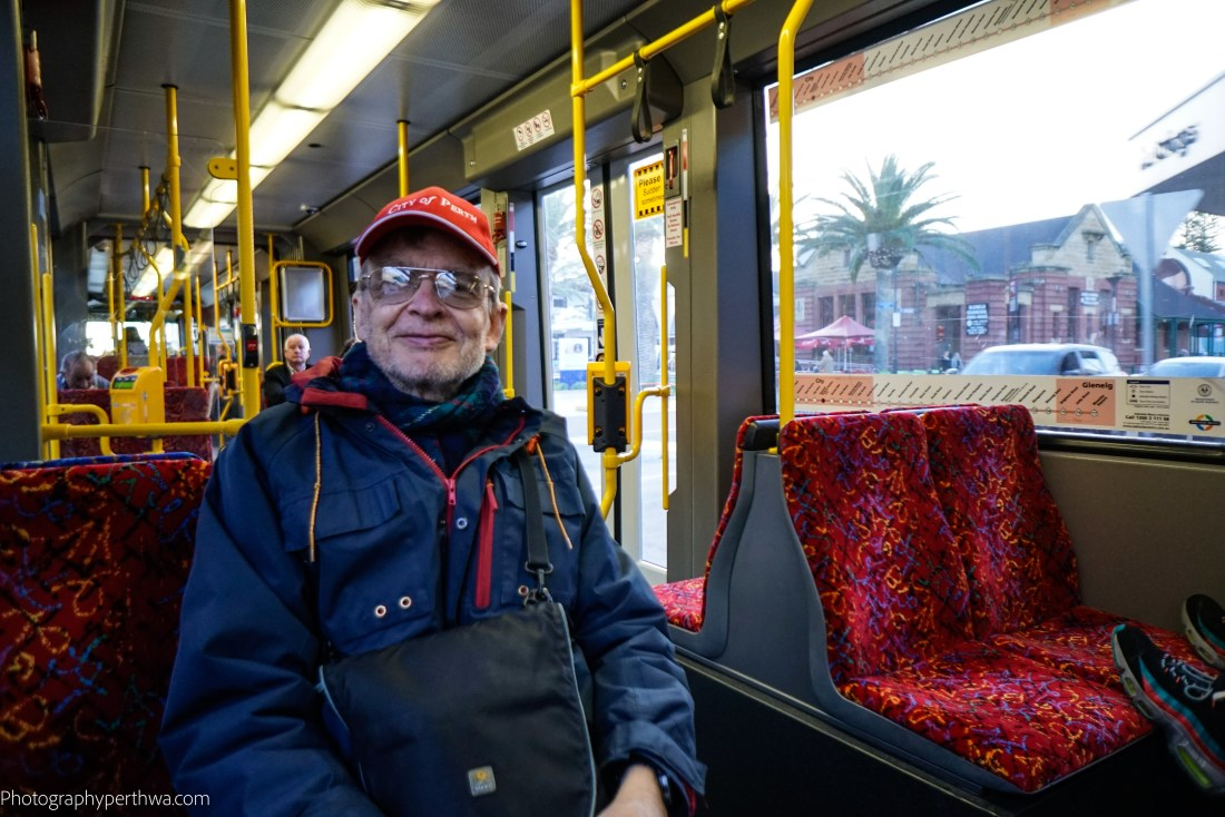 Glenelg tram (1 of 1)