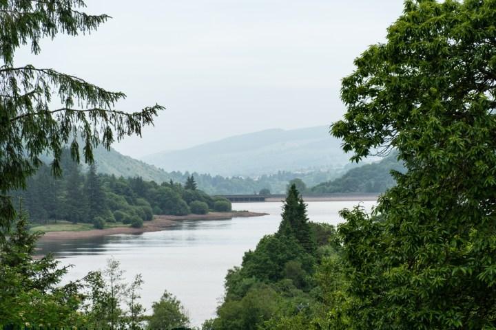 Brecon Beacons reservoir (1 of 1)