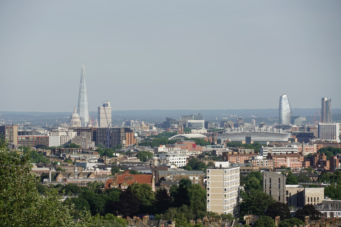 view from Parliament Hill - 1