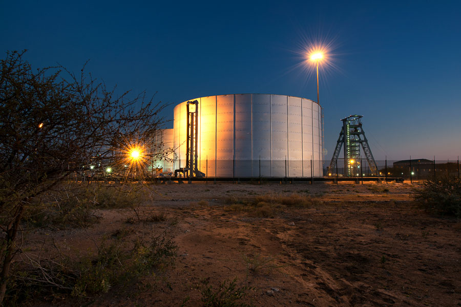Industrial Landscape Photography South Africa