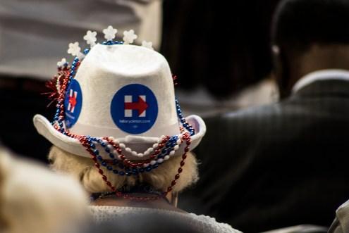 Hillary Hat