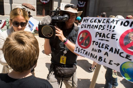 My Generation Demands Peace