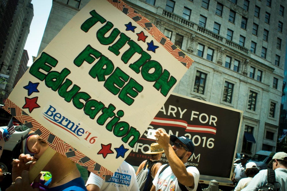 Tuition Free Education