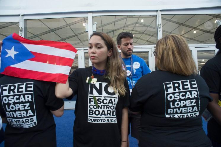 DNC Protest