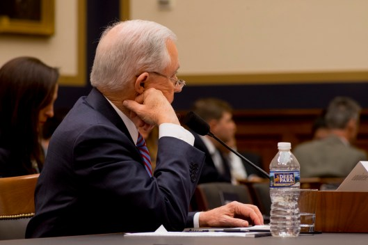 Attorney General Jeff Sessions testifies during House hearing43