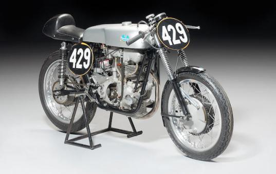 THE EX-WORKS, TARQUINIO PROVINI,1957 MONDIAL 249CC GRAND PRIX RACING MOTORCYCLE