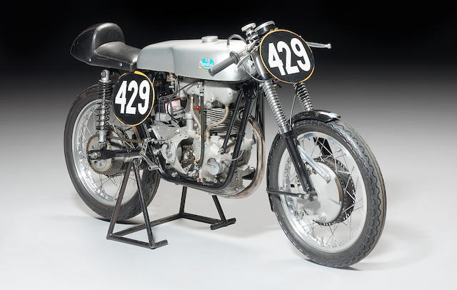THE EX-WORKS, TARQUINIO PROVINI,1957 MONDIAL 249CC GRAND PRIX RACING MOTORCYCLE