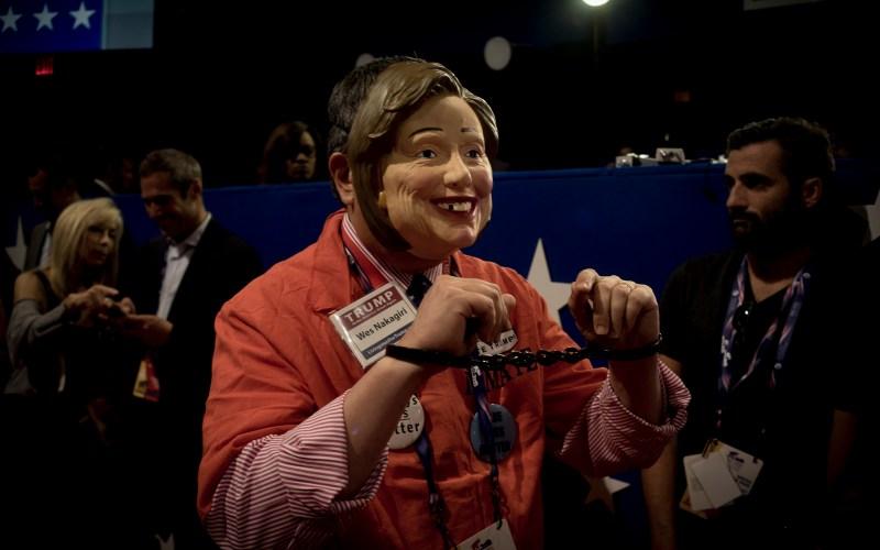 #Hillary4Prison