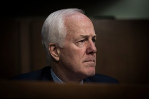 Sen John Cornyn at the Worldwide Threats Assessment Senate briefing Feb 13, 2018