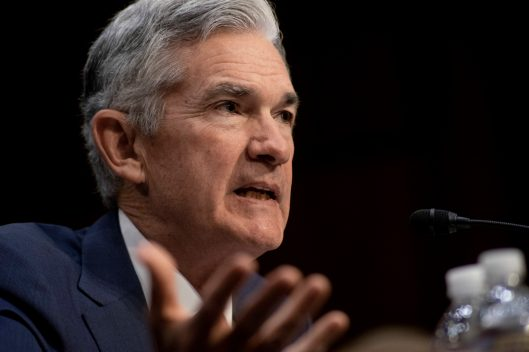 Federal Reserve Chairman JEROME POWELL testifies before the Senate