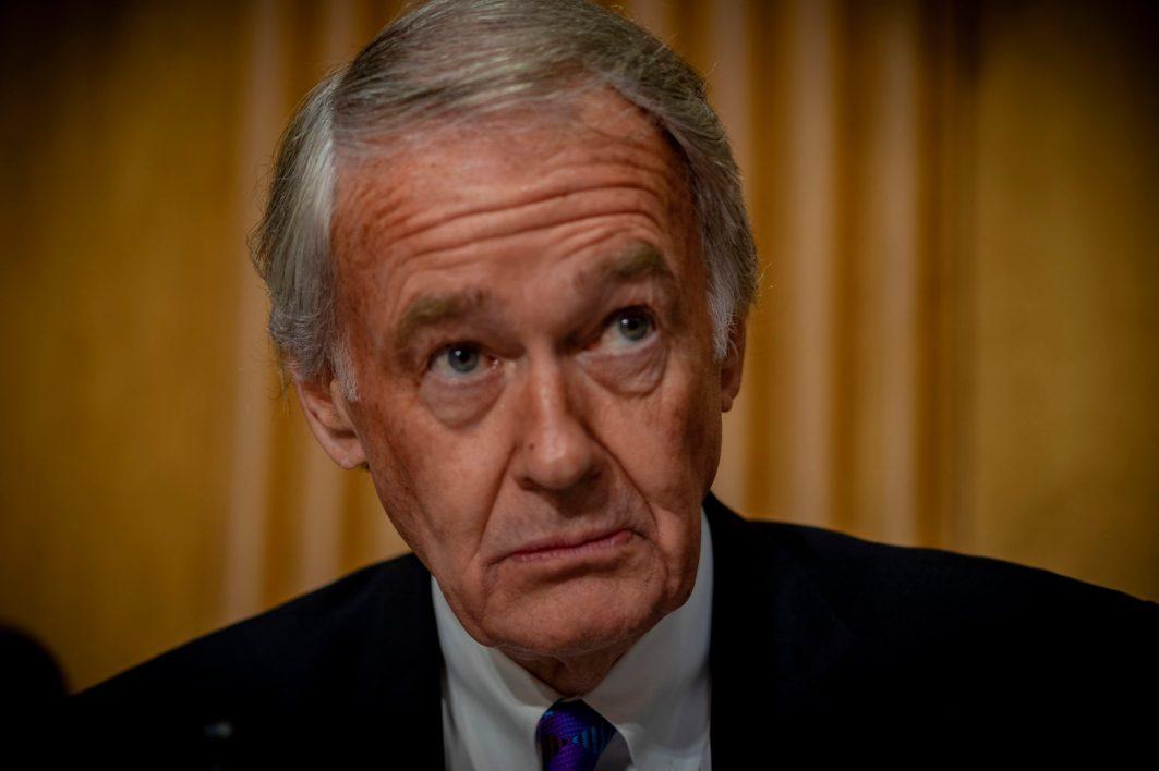 Sen. Ed Markey (D-Mass.)