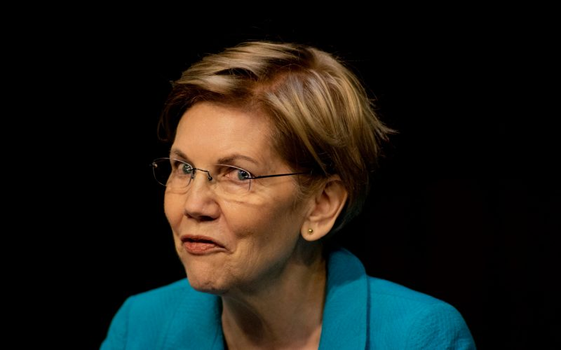 Senator ELIZABETH WARREN (D-MA) at Congress Semiannual Monetary Policy Report 2018