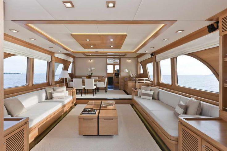 Les Plus Beaux Yachts De Luxe Du Monde