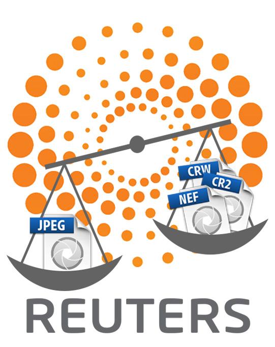 Reuters перестает принимать фотоснимки в RAW-формате ...