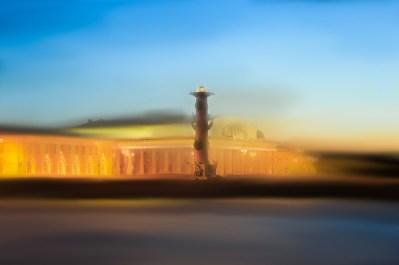 Петербург и его отражения. Осень 2018