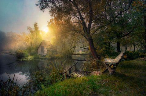 Gabor Dvornik. Жизнь одной деревни