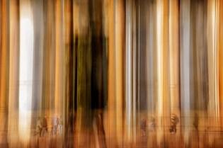 Фотоабстакционизм в интерьерном декоре