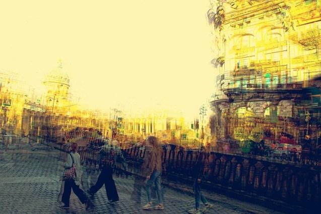 Петербург абстрактный