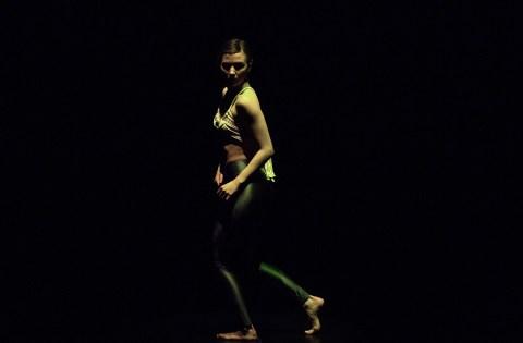 Фестиваль Формы танца на Новой сцене Александринки