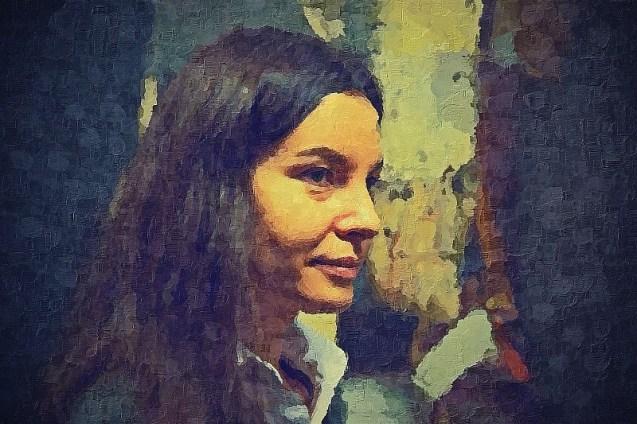 Портрет в стиле импрессионизма