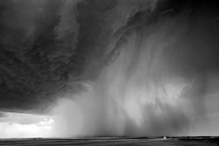 Митч Доброунер. Фотография стихийности природы