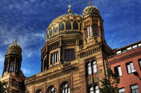 Neue Synagogue (Berlin 2011)