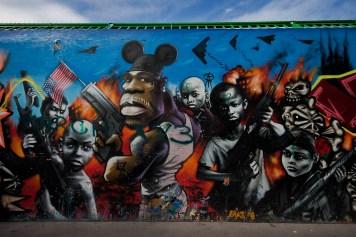 Graffiti Art, Paris 2011