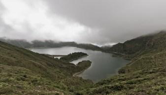 Lagoa Fogo