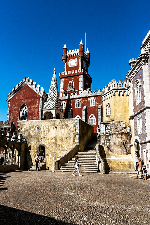 Pena National Palace (2009)