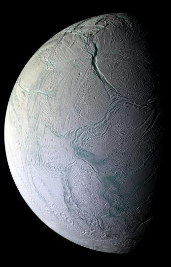 Image result for Enceladus nasa