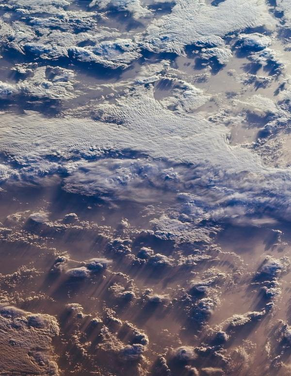 Space Images NASA Satellite Finds Earths Clouds are