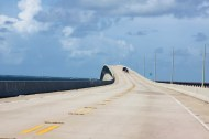 Driving Florida Hwy 1 to Key West