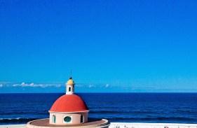 Eva and MP honeymoon, December 2012, in Puerto Rico.